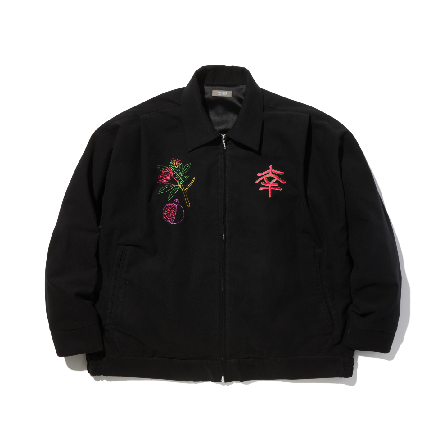 EMBROIDERED SOUVENIR JACKET