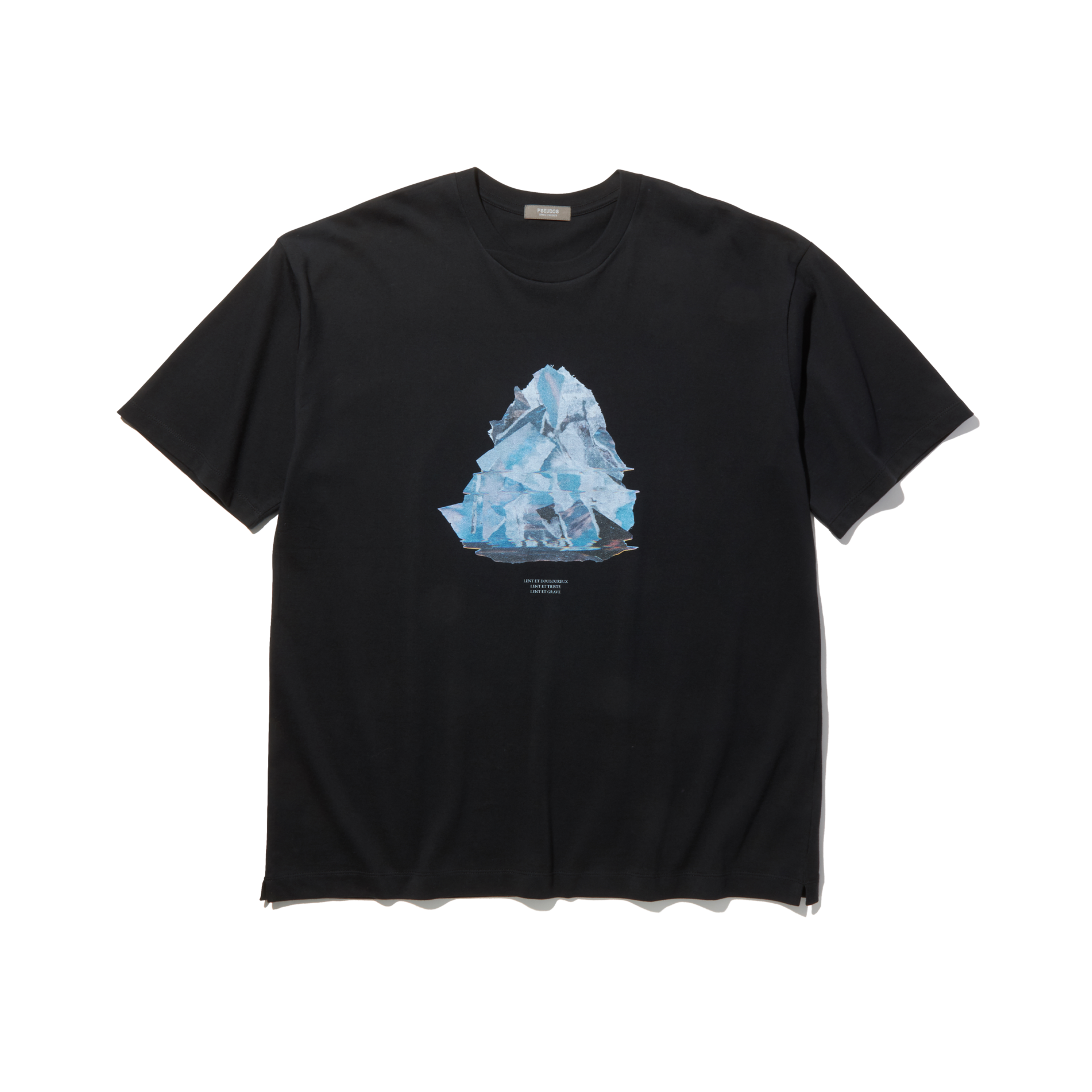 PRINTED T-SHIRT SS / HOLY MOUNTAIN